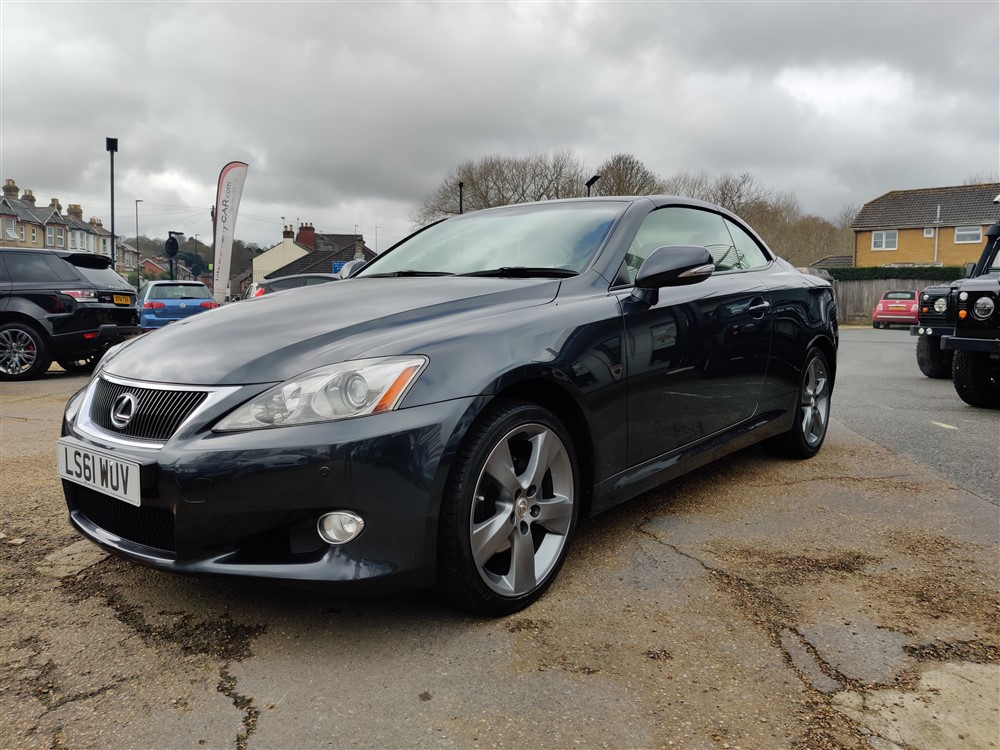 Car For Sale Lexus IS 250 - LS61WUV Sixers Group Image #34