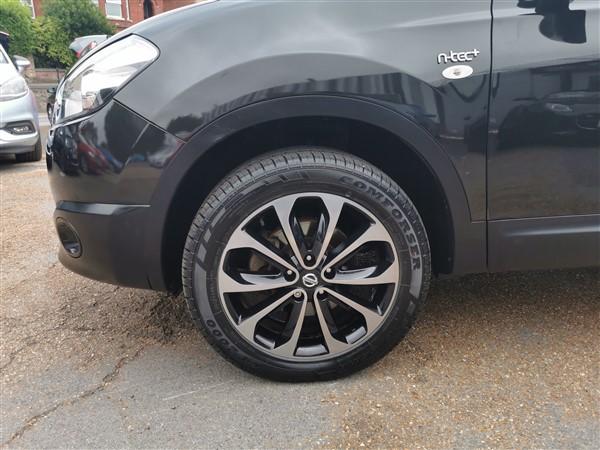 Car For Sale Nissan Qashqai - KR61DMX Sixers Group Image #4