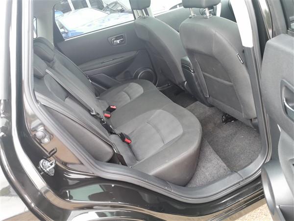 Car For Sale Nissan Qashqai - KR61DMX Sixers Group Image #11