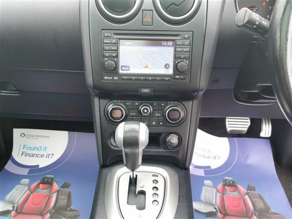 Car For Sale Nissan Qashqai - KR61DMX Sixers Group Image #12
