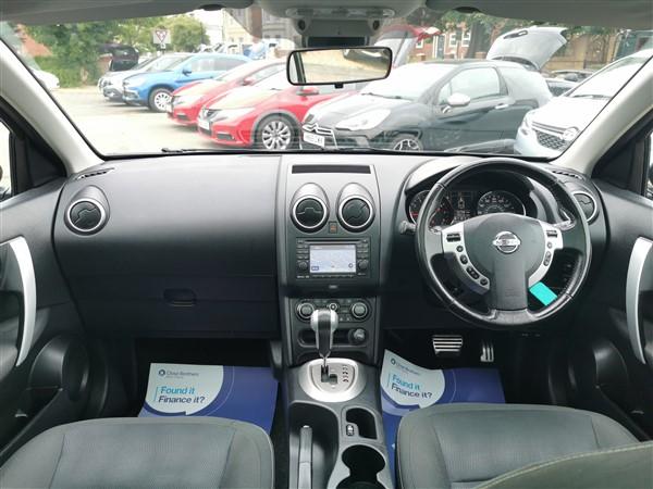 Car For Sale Nissan Qashqai - KR61DMX Sixers Group Image #13