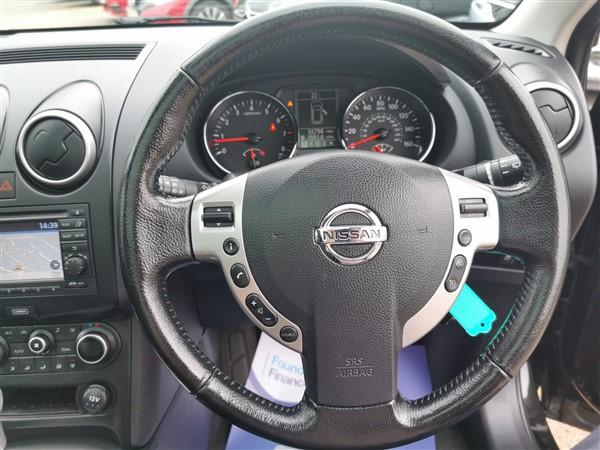 Car For Sale Nissan Qashqai - KR61DMX Sixers Group Image #14