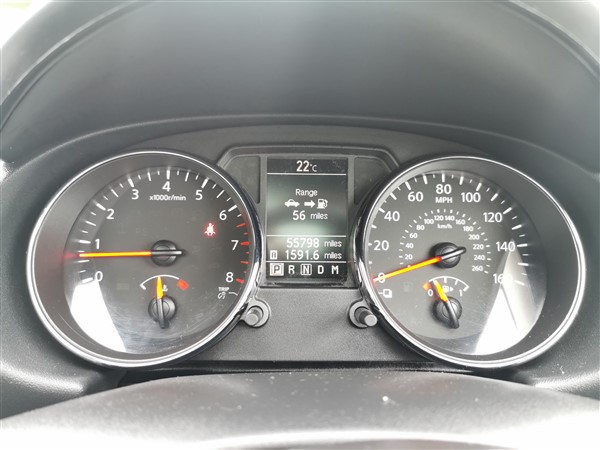 Car For Sale Nissan Qashqai - KR61DMX Sixers Group Image #16