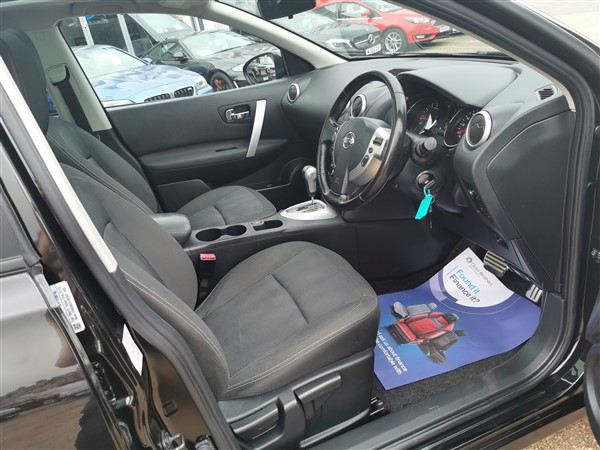Car For Sale Nissan Qashqai - KR61DMX Sixers Group Image #17