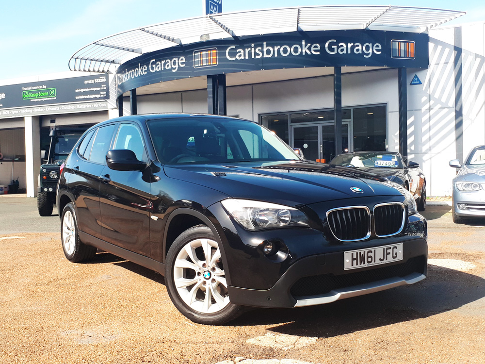 Image of BMW X1 Used Car For Sale on the Isle of Wight for Vehicle 7690