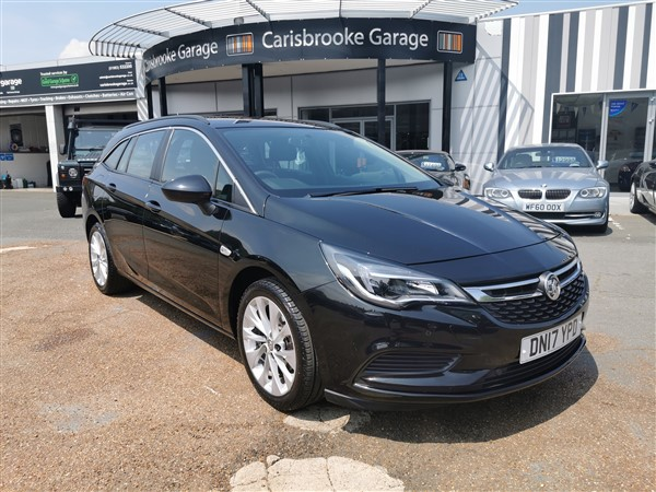 Car For Sale Vauxhall Astra - DN17YPD Sixers Group Image #0