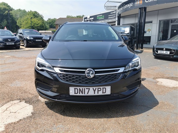 Car For Sale Vauxhall Astra - DN17YPD Sixers Group Image #3