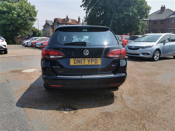 Car For Sale Vauxhall Astra - DN17YPD Sixers Group Image #6