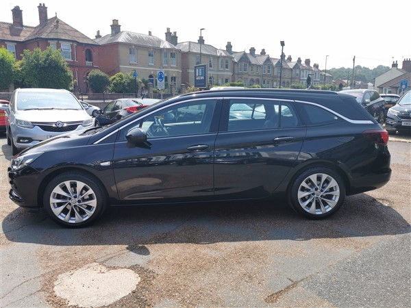 Car For Sale Vauxhall Astra - DN17YPD Sixers Group Image #8