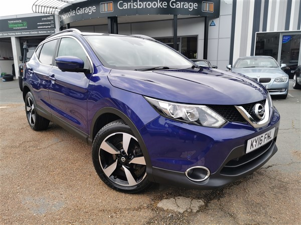 Car For Sale Nissan Qashqai - KY16FNL Sixers Group Image #0