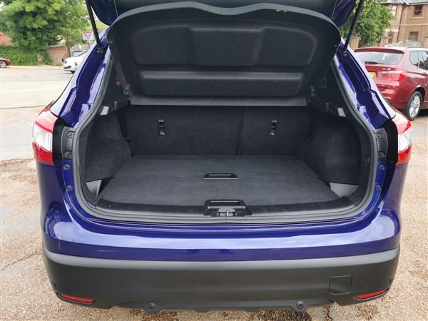 Car For Sale Nissan Qashqai - KY16FNL Sixers Group Image #8