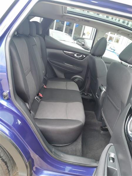Car For Sale Nissan Qashqai - KY16FNL Sixers Group Image #10