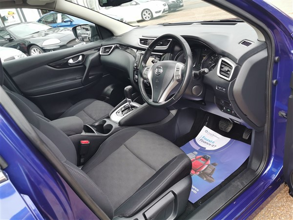 Car For Sale Nissan Qashqai - KY16FNL Sixers Group Image #11