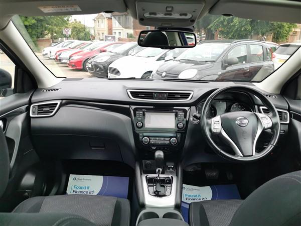 Car For Sale Nissan Qashqai - KY16FNL Sixers Group Image #12