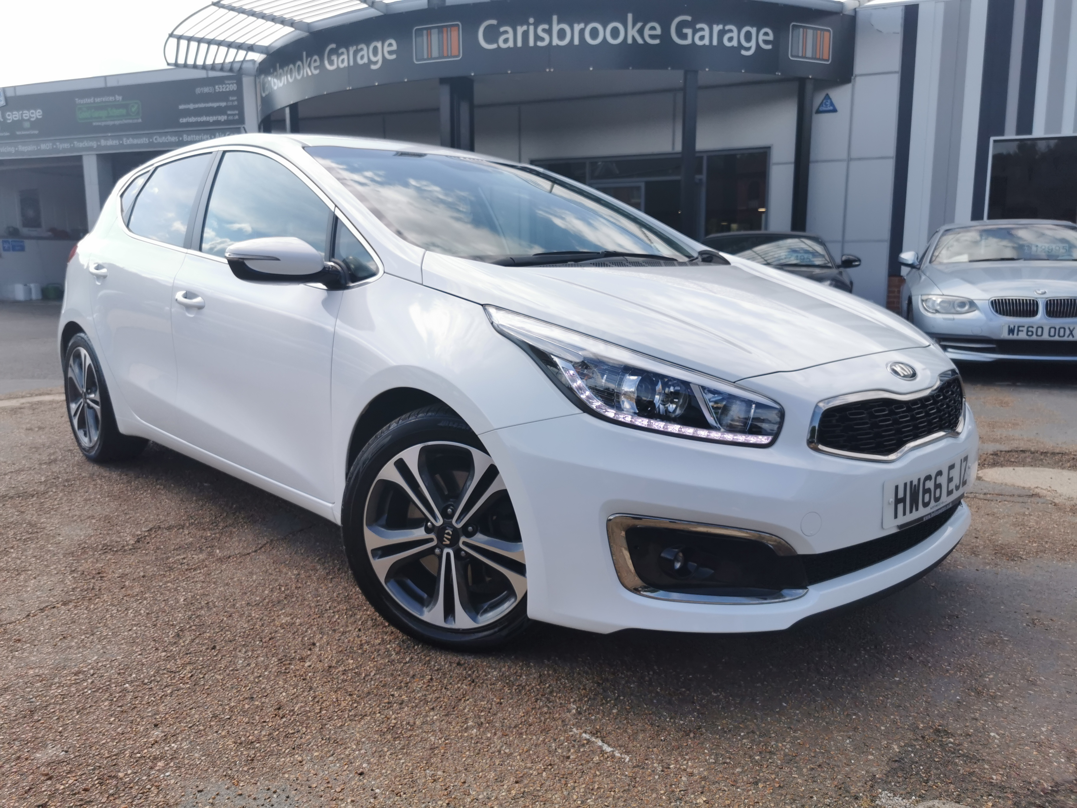 Car For Sale Kia Ceed - HW66EJZ Sixers Group Image #0