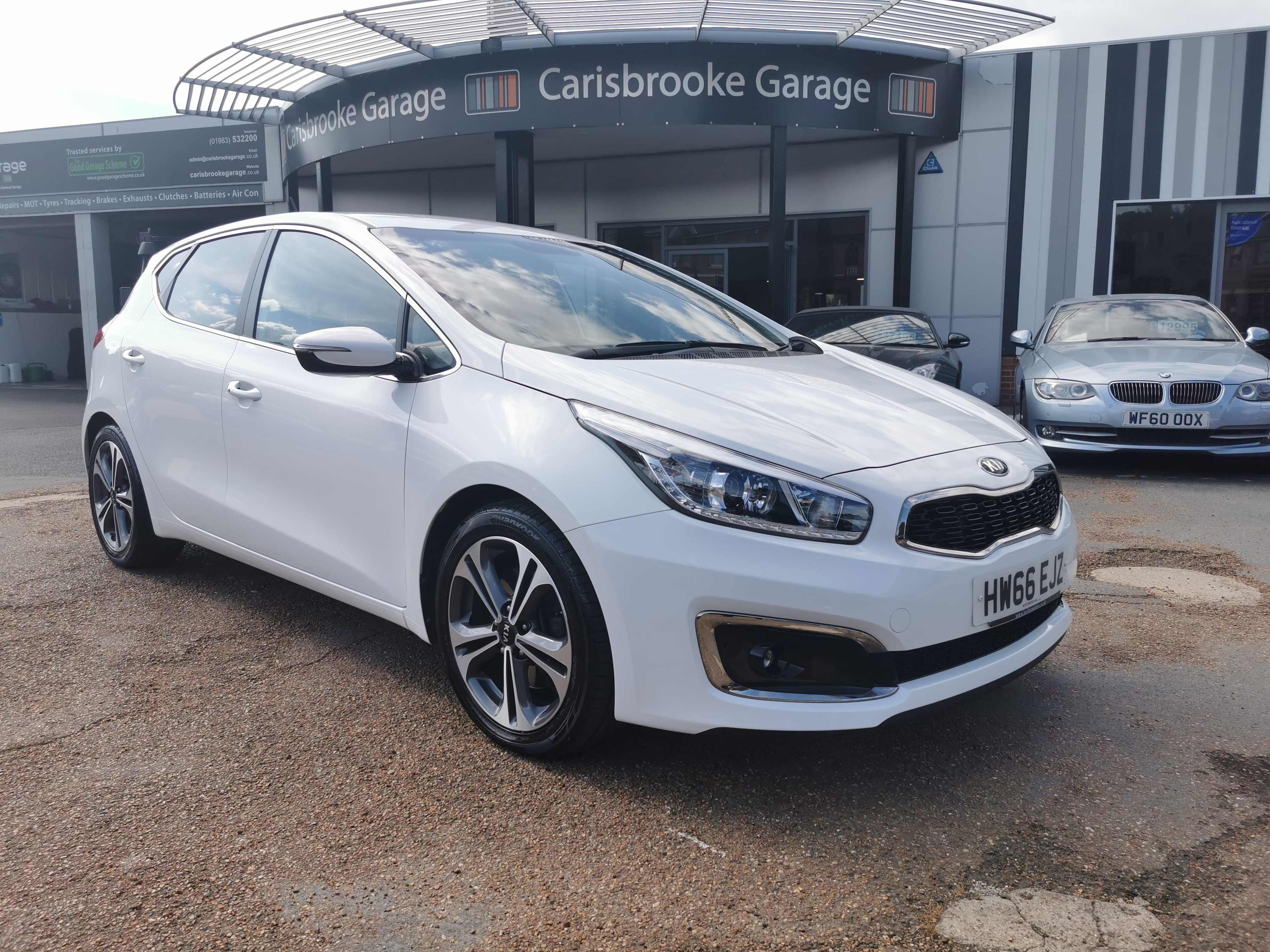 Car For Sale Kia Ceed - HW66EJZ Sixers Group Image #1