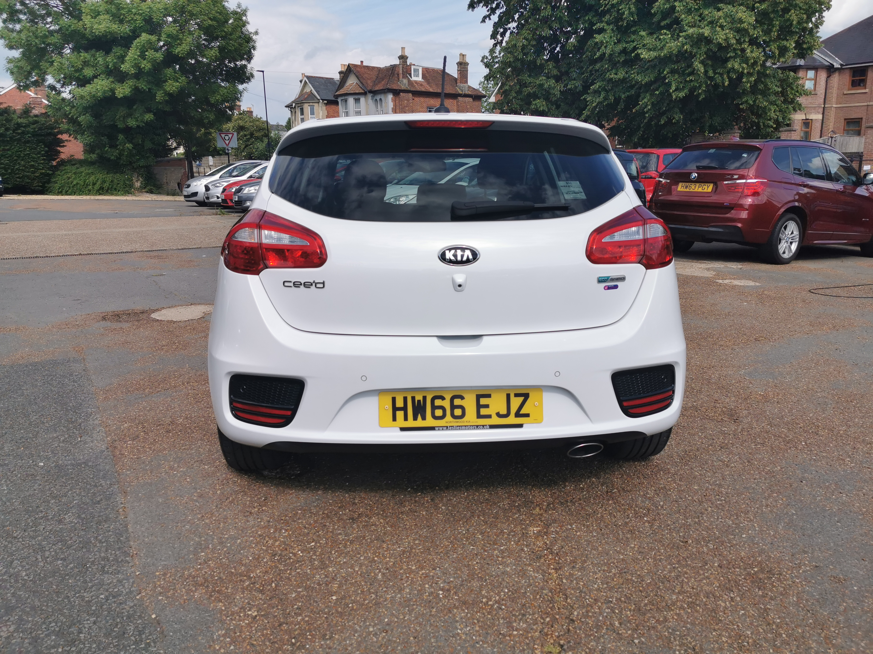 Car For Sale Kia Ceed - HW66EJZ Sixers Group Image #6