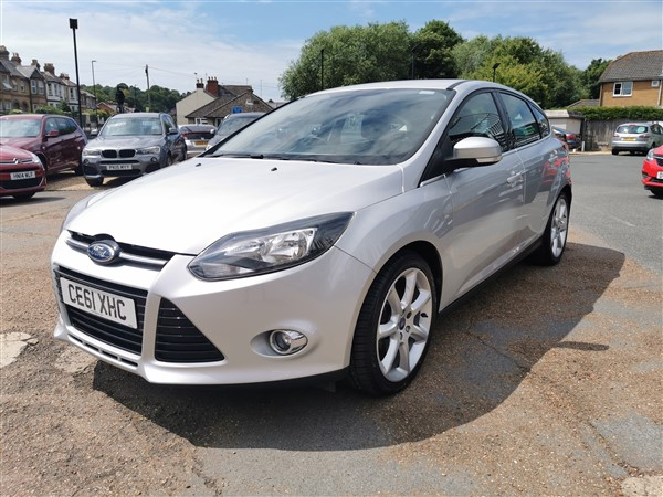 Car For Sale Ford Focus - CE61XHC Sixers Group Image #3