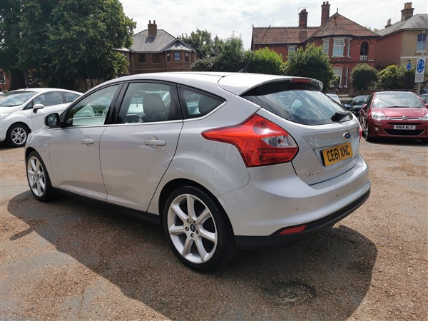 Car For Sale Ford Focus - CE61XHC Sixers Group Image #4