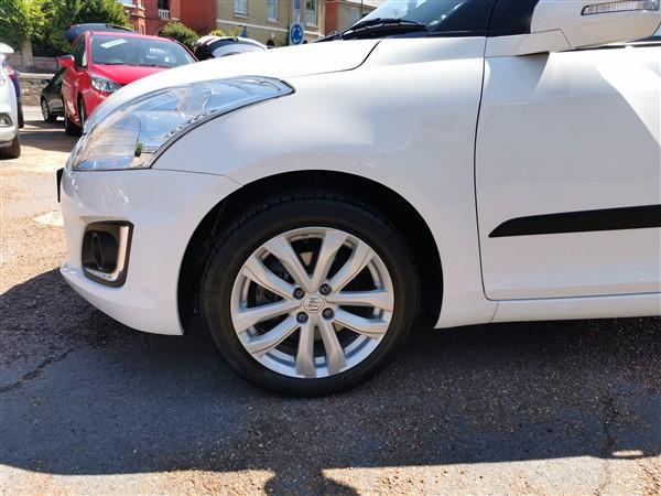 Car For Sale Suzuki Swift - HW66JKO Sixers Group Image #4