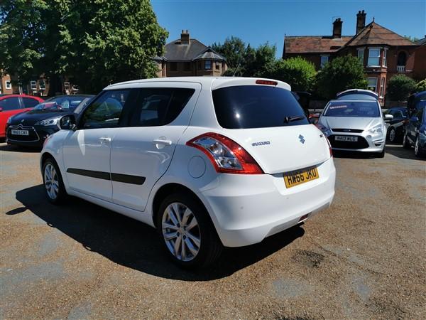 Car For Sale Suzuki Swift - HW66JKO Sixers Group Image #6