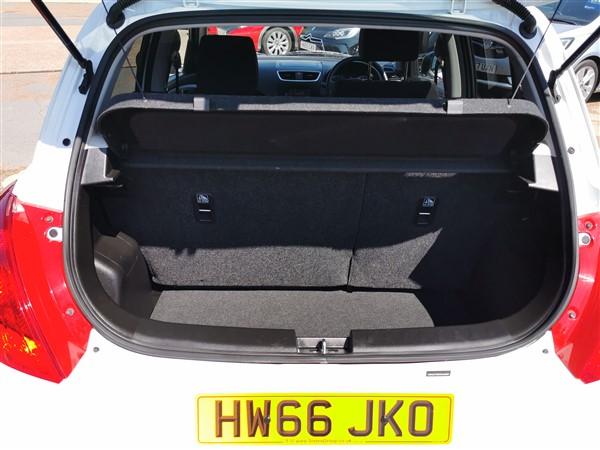 Car For Sale Suzuki Swift - HW66JKO Sixers Group Image #8