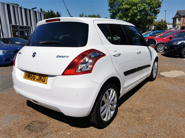 Car For Sale Suzuki Swift - HW66JKO Sixers Group Image #9