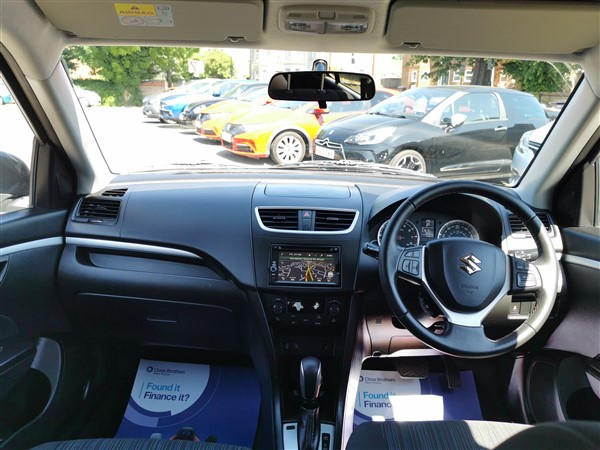 Car For Sale Suzuki Swift - HW66JKO Sixers Group Image #12