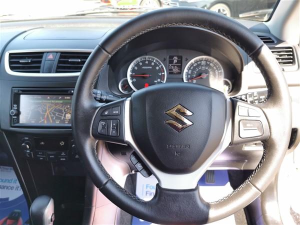 Car For Sale Suzuki Swift - HW66JKO Sixers Group Image #14
