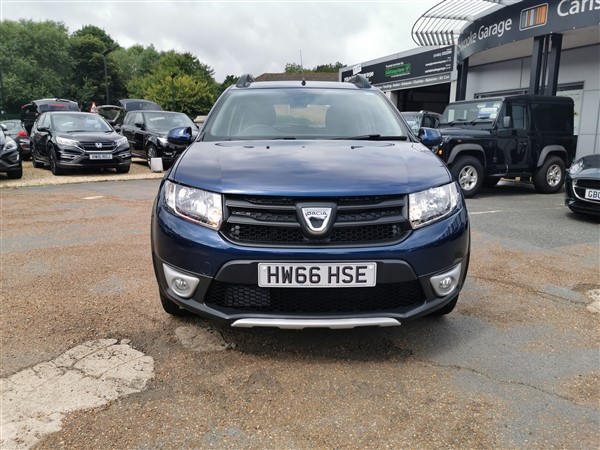 Car For Sale Dacia Sandero - HW66HSE Sixers Group Image #2