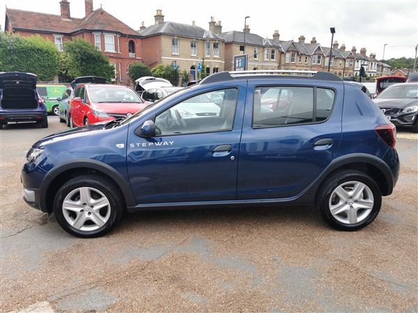 Car For Sale Dacia Sandero - HW66HSE Sixers Group Image #5