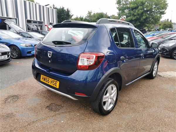 Car For Sale Dacia Sandero - HW66HSE Sixers Group Image #9