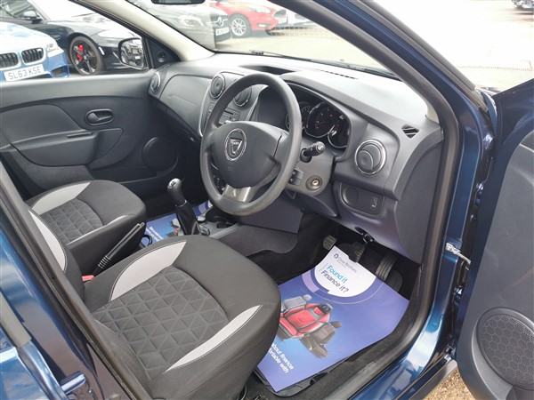 Car For Sale Dacia Sandero - HW66HSE Sixers Group Image #10