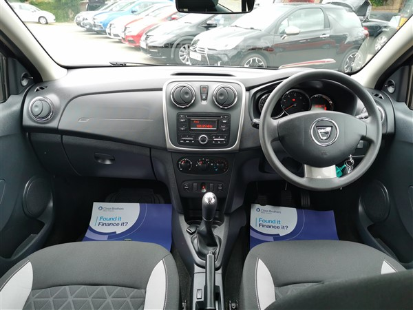 Car For Sale Dacia Sandero - HW66HSE Sixers Group Image #12