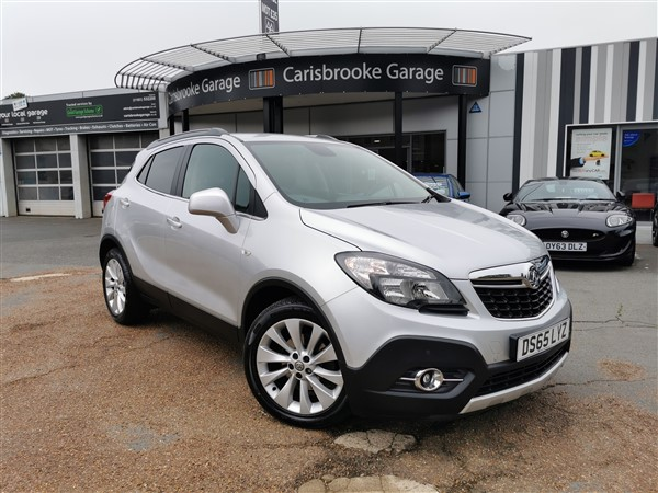 Car For Sale Vauxhall Mokka - DS65LYZ Sixers Group Image #0