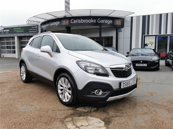 Car For Sale Vauxhall Mokka - DS65LYZ Sixers Group Image #1