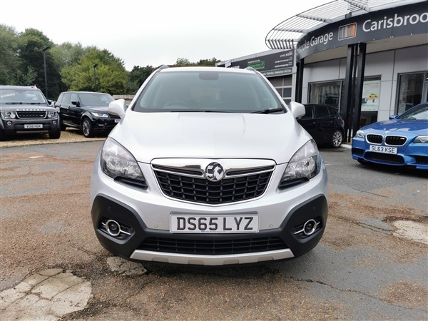 Car For Sale Vauxhall Mokka - DS65LYZ Sixers Group Image #2
