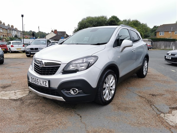 Car For Sale Vauxhall Mokka - DS65LYZ Sixers Group Image #3