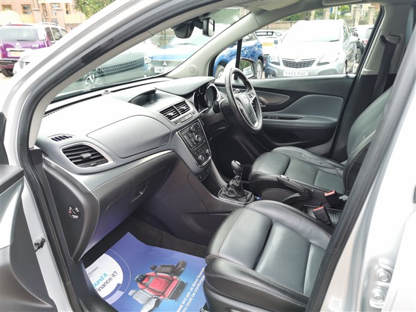 Car For Sale Vauxhall Mokka - DS65LYZ Sixers Group Image #4