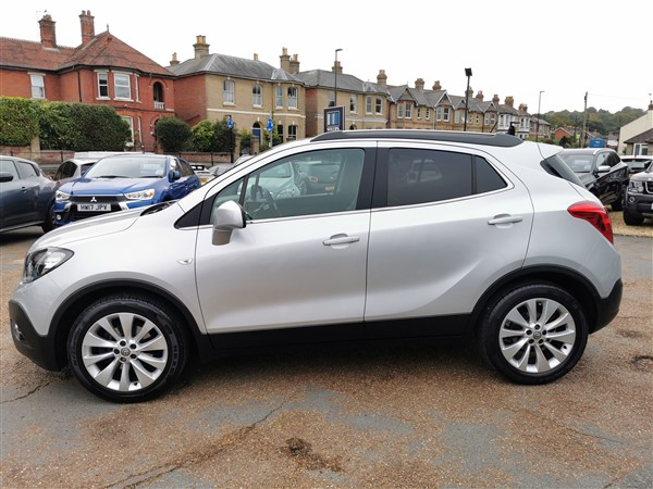 Car For Sale Vauxhall Mokka - DS65LYZ Sixers Group Image #5