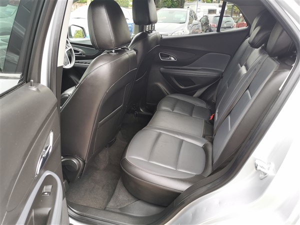 Car For Sale Vauxhall Mokka - DS65LYZ Sixers Group Image #6