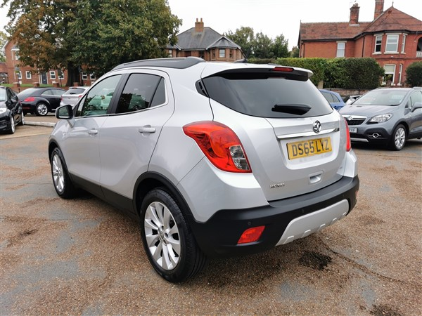 Car For Sale Vauxhall Mokka - DS65LYZ Sixers Group Image #7