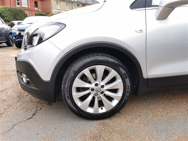 Car For Sale Vauxhall Mokka - DS65LYZ Sixers Group Image #8