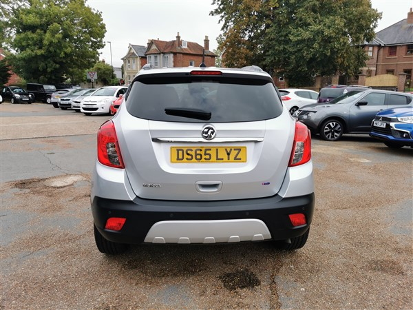Car For Sale Vauxhall Mokka - DS65LYZ Sixers Group Image #9
