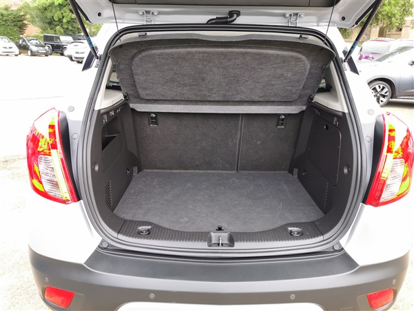 Car For Sale Vauxhall Mokka - DS65LYZ Sixers Group Image #10