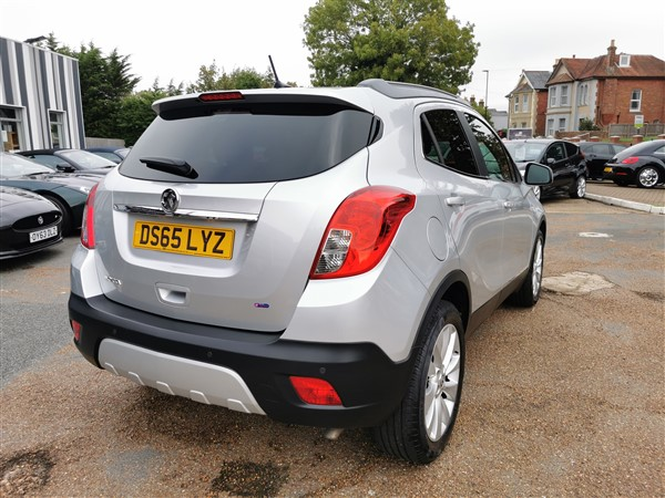 Car For Sale Vauxhall Mokka - DS65LYZ Sixers Group Image #11