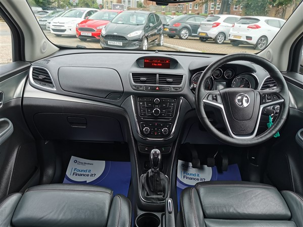 Car For Sale Vauxhall Mokka - DS65LYZ Sixers Group Image #15