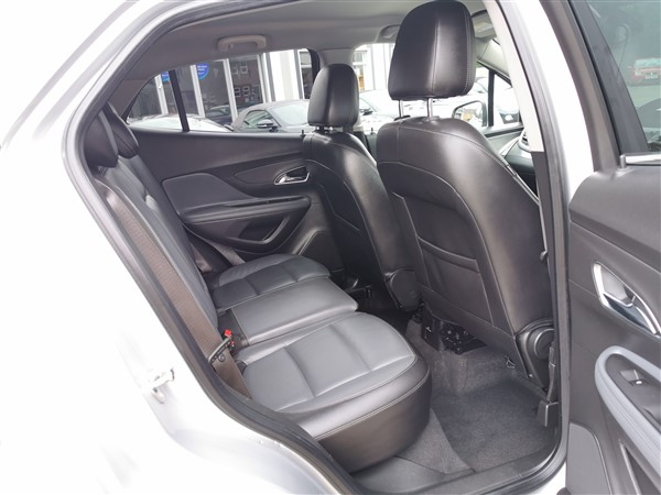 Car For Sale Vauxhall Mokka - DS65LYZ Sixers Group Image #16