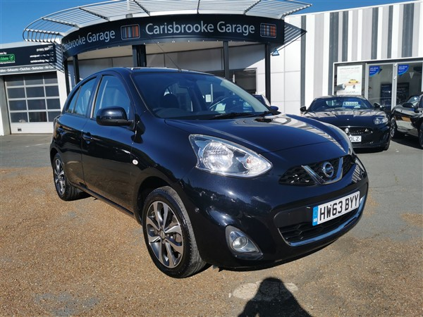 Car For Sale Nissan Micra - HW63BYY Sixers Group Image #0