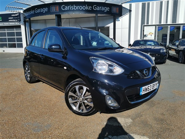 Car For Sale Nissan Micra - HW63BYY Sixers Group Image #1